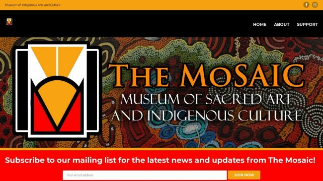 The Mosaic Museum